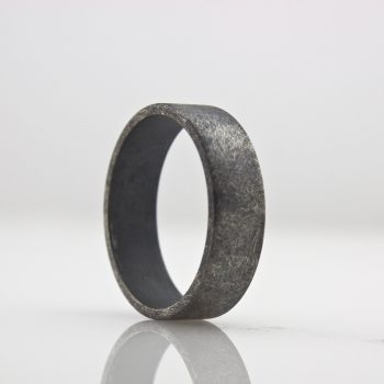 mens handmade wedding band