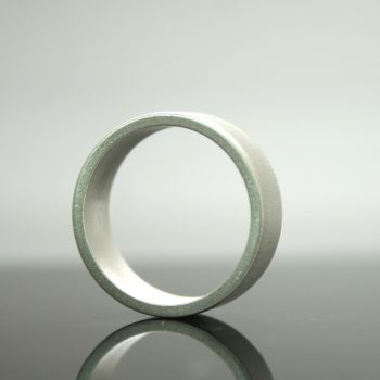 simple unisex wedding band