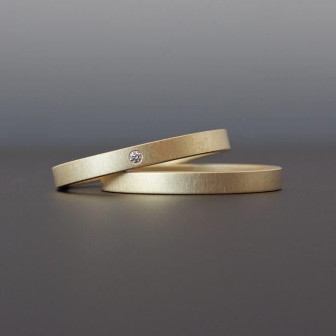 artisan diamond rings